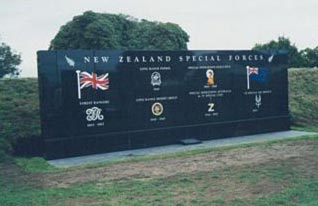 New Zealand Special Air Service Memorial