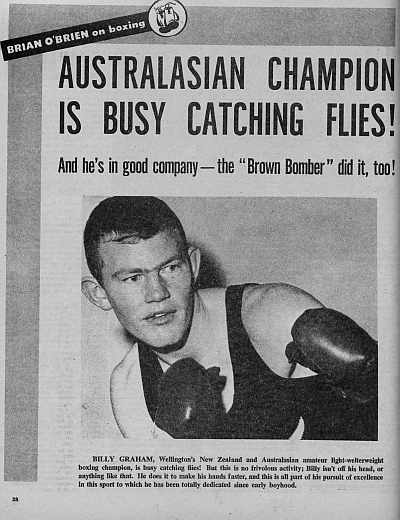 Billy Graham Australasian Champion
