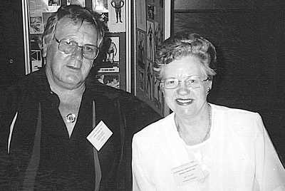Bryan and Bev Ashby
