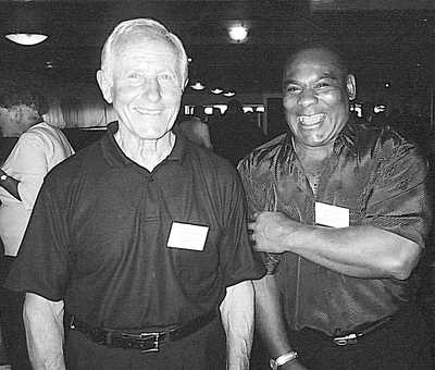 Joe Sokalski and Martin Joyner