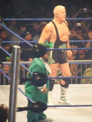 Fit Finlay And Hornswoggle