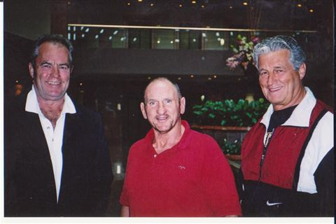 Johnny Garcia - Bob Miller - Tony Garea