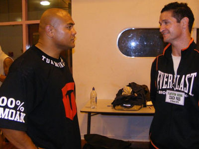 David Tua - Chris Walker