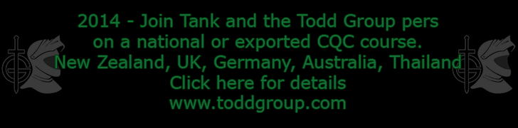 Todd Group 2014 CQC Training Courses