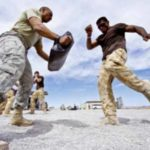Martial arts and their importance for military training