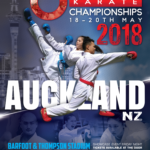 19th Oceania Karate Championship